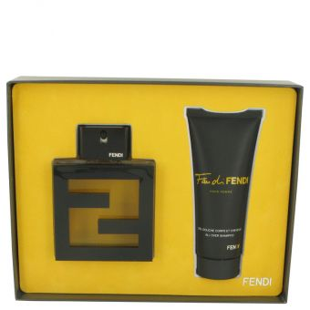 Image of   Fan Di Fendi by Fendi - Gift Set Eau De Toilette Spray + Shower Gel - til mænd