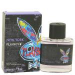 New York Playboy by Coty - Eau De Toilette Spray 50ml - til mænd