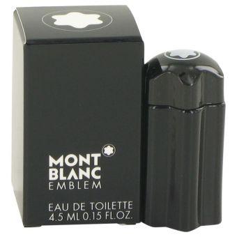 Image of   Montblanc Emblem by Mont Blanc - Mini EDT .4 ml - til mænd