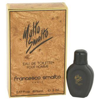 Image of   Molto Smalto by Fancesco Smalto - Mini EDT .5 ml - til mænd