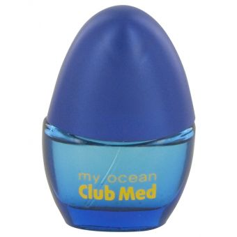 Image of   Club Med My Ocean by Coty - Mini EDT Spray .10 ml - til mænd