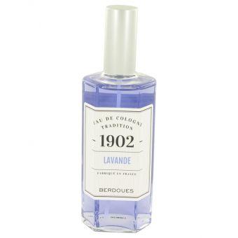Image of   1902 Lavender by Berdoues - Eau De Cologne Spray 125 ml - til mænd