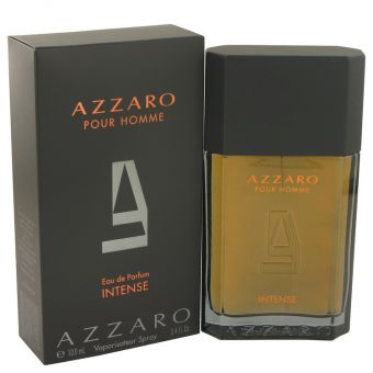 Image of   Azzaro Intense by Azzaro - Eau De Parfum Spray 100 ml - til mænd