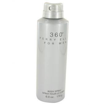Image of   perry ellis 360 by Perry Ellis - Body Spray 200 ml - til mænd