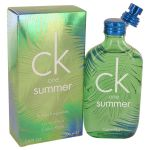 CK ONE Summer by Calvin Klein - Eau De Toilette Spray (2016) 100 ml - til mænd