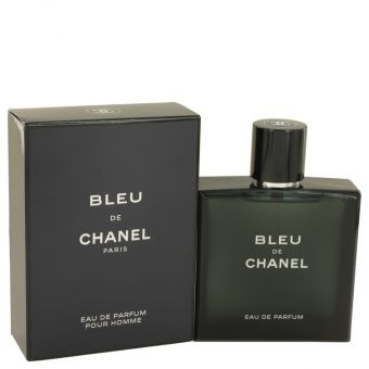 Image of   Bleu De Chanel by Chanel - Eau De Parfum Spray 100 ml - til mænd