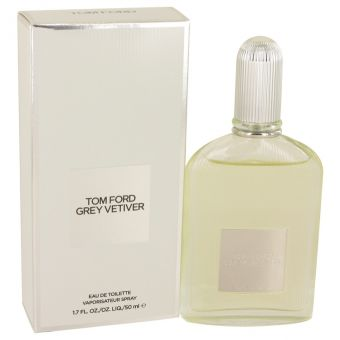 Image of   Tom Ford Grey Vetiver by Tom Ford - Eau De Toilette spray 50 ml - til mænd