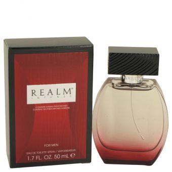 Image of   Realm Intense by Erox - Eau De Toilette Spray 50 ml - til mænd