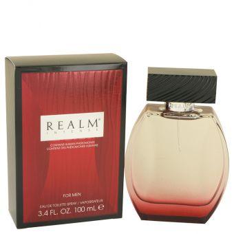 Image of   Realm Intense by Erox - Eau De Toilette Spray 100 ml - til mænd