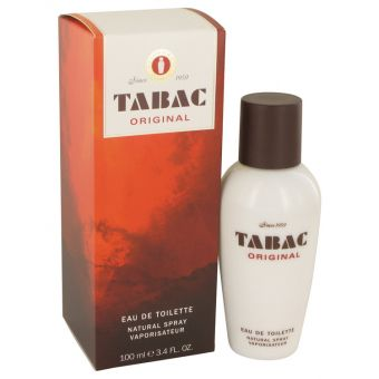 TABAC by Maurer & Wirtz - Eau De Toilette Spray 100 ml - til mænd