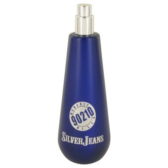 Image of   90210 Silver Jeans by Torand - Eau De Toilette Spray (Tester) 100 ml - til mænd