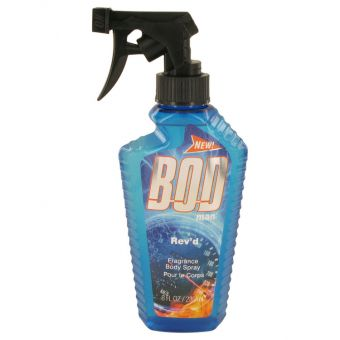 Image of   Bod Man Rev'd by Parfums De Coeur - Body Spray 240 ml - til mænd