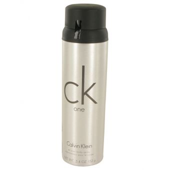 Image of   CK ONE by Calvin Klein - Body Spray (Unisex) 154 ml - til mænd