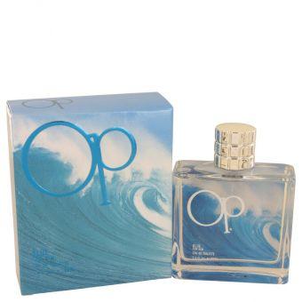 Image of   Ocean Pacific Blue by Ocean Pacific - Eau De Toilette Spray 100 ml - til mænd