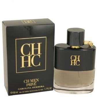 Image of   CH Prive by Carolina Herrera - Eau De Toilette Spray 50 ml - til mænd