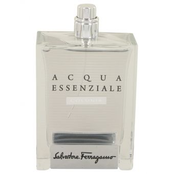 Image of   Acqua Essenziale Colonia by Salvatore Ferragamo - Eau De Toilette Spray (Tester) 100 ml - til mænd