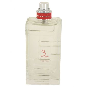 Image of   3am Sean John by Sean John - Eau De Toilette Spray (Tester) 100 ml - til mænd
