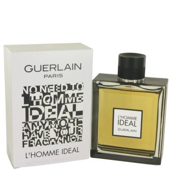 Image of   L'homme Ideal by Guerlain - Eau De Toilette Spray 150 ml - til mænd