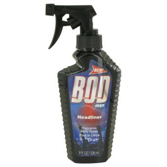 Image of   Bod Man Headliner by Parfums De Coeur - Body Spray 240 ml - til mænd
