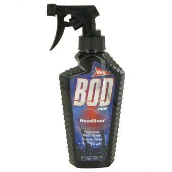 Image of   Bod Man Headliner by Parfums De Coeur - Body Spray 240 ml - til mænd