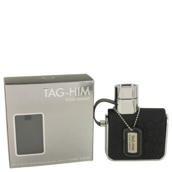 Image of   Armaf Tag Him by Armaf - Eau De Toilette Spray 100 ml - til mænd