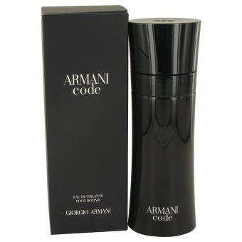 Image of   Armani Code by Giorgio Armani - Eau De Toilette Spray 200 ml - til mænd