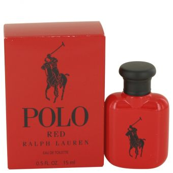 Image of   Polo Red by Ralph Lauren - Eau De Toilette .15 ml - til mænd