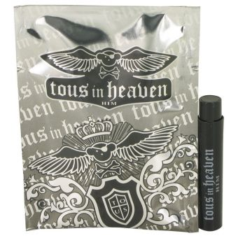 Image of   Tous In Heaven by Tous - Vial (sample) .1 ml - til mænd