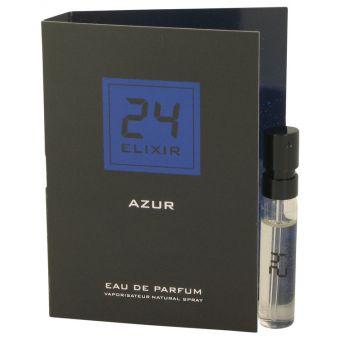 Image of   24 Elixir Azur by ScentStory - Vial (sample) .1 ml - til mænd