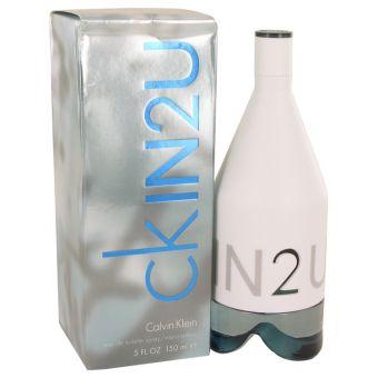 Image of   CK In 2U by Calvin Klein - Eau De Toilette Spray (Damaged Box) 150 ml - til mænd