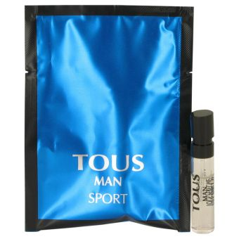 Image of   Tous Man Sport by Tous - Vial (sample) .1 ml - til mænd