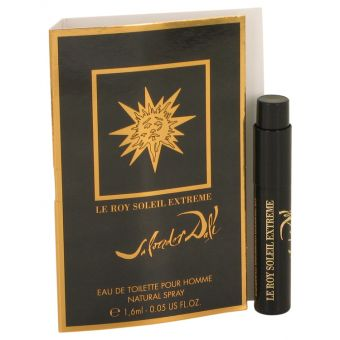 Image of   Le Roy Soleil Extreme by Salvador Dali - Vial (sample) .1 ml - til mænd