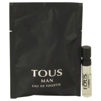 Image of   Tous by Tous - Vial (sample) .1 ml - til mænd