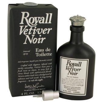 Image of   Royall Vetiver Noir by Royall Fragrances - Eau de Toilette Spray 120 ml - til mænd