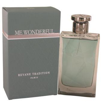 Image of   Me Wonderful by Reyane Tradition - Eau De Parfum Spray 100 ml - til mænd