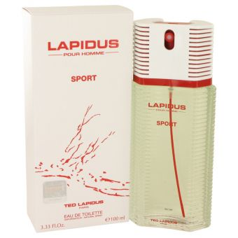 Image of   Lapidus Pour Homme Sport by Lapidus - Eau De Toilette Spray 98 ml - til mænd