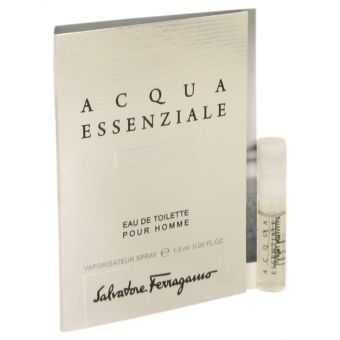 Image of   Acqua Essenziale Colonia by Salvatore Ferragamo - Vial (sample) .1 ml - til mænd