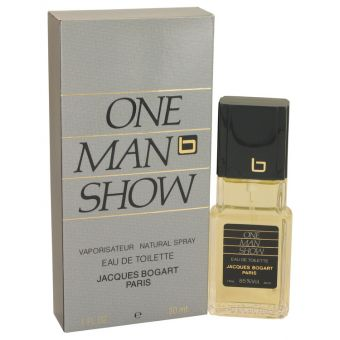 Image of   ONE MAN SHOW by Jacques Bogart - Eau De Toilette Spray (Damaged Box) 30 ml - til mænd