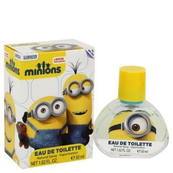 Image of   Minions Yellow by Minions - Eau De Toilette Spray 30 ml - til mænd