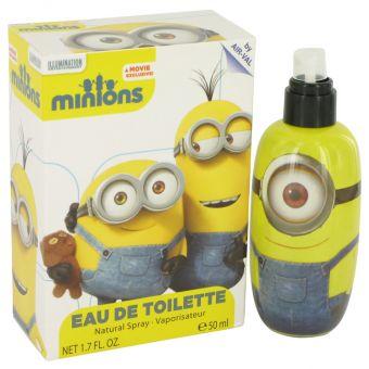 Image of   Minions Yellow by Minions - Eau De Toilette Spray 50 ml - til mænd