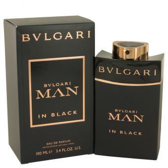 Image of   Bvlgari Man In Black by Bvlgari - Gift Set Seven piece Iconic Miniature Collection All . Travel Mini's (Omnia Amethyste, Jasmin Noir EDP, Aqua Divina, Man In Black EDP, Aqua Amara, BLV Men, Omnia Crystalline) - til mænd