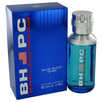 Image of   BEVERLY HILLS POLO CLUB by Beverly Fragrances - Vial (sample) .1 ml - til mænd