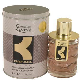 Image of   Lamis Rafael by Lamis - Eau De Toilette Spray Deluxe Limited Edition 100 ml - til mænd