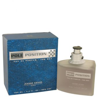 Image of   Pole Position by Jeanne Arthes - Eau De Parfum Spray 100 ml - til mænd