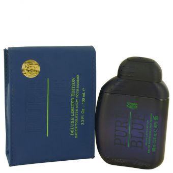 Image of   Pure Blue by Lamis - Eau De Toilette Spray 100 ml - til mænd