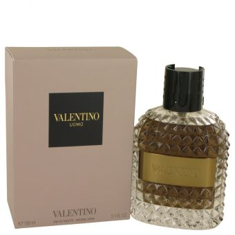 Image of   Valentino Uomo by Valentino - Eau De Toilette Spray 151 ml - til mænd