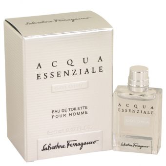 Image of   Acqua Essenziale Colonia by Salvatore Ferragamo - Mini EDT .5 ml - til mænd