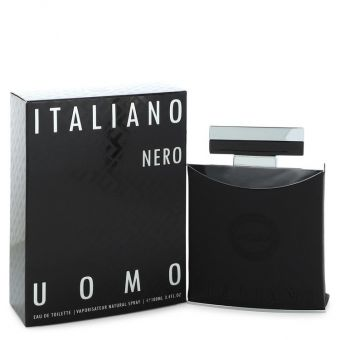 Image of   Armaf Italiano Nero by Armaf - Eau De Toilette Spray 100 ml - til mænd
