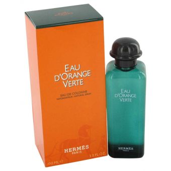 Image of   EAU D'ORANGE VERTE by Hermes - Vial (Sample Unisex) .2 ml - til mænd