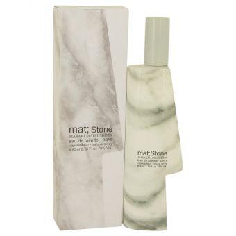 Image of   Mat Stone by Masaki Matsushima - Eau De Toilette Spray 80 ml - til mænd